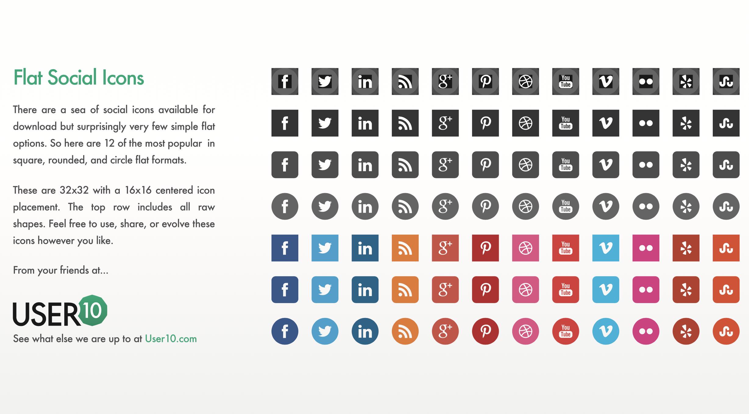 Flat_Vector_Social_Icons